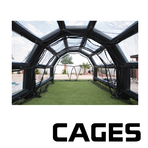 Inflatable Batting Cages