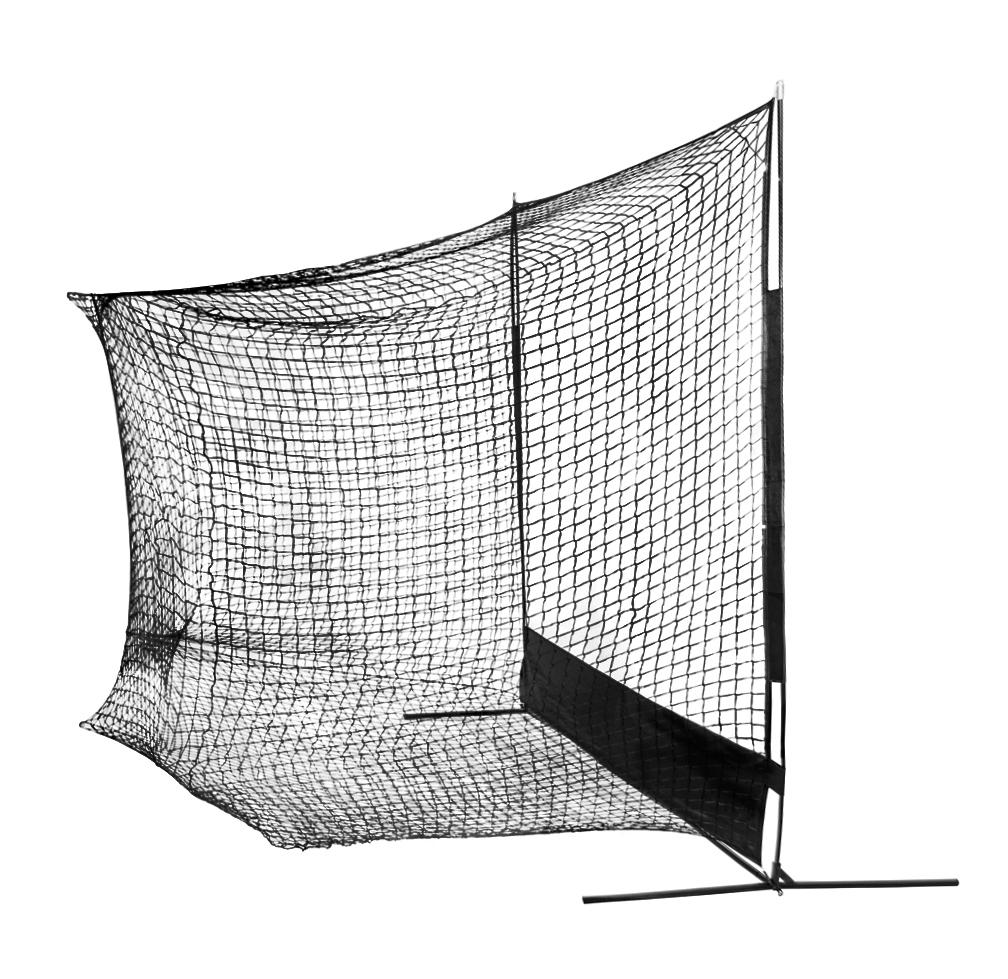 Tanner Tees Hitting Net