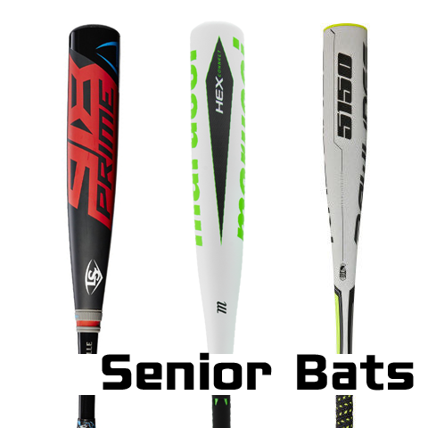 Senior League Bats
