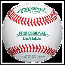 Diamond D1-Pro-DS Professional League Baseballs - Dozen