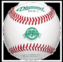 Diamond DCR-1 Cal Ripken League Baseballs - Dozen