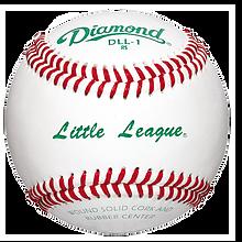 Diamond DLL-1 Little League Baseballs - Dozen