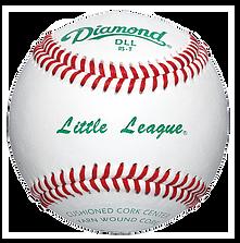 Diamond Sports DLL Little League Baseballs