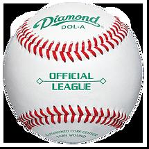 Diamond DOL-A Baseballs - Dozen