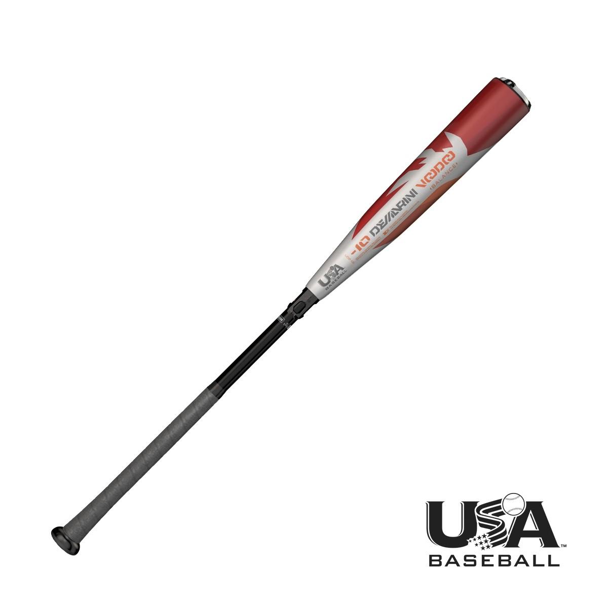 DeMarini Voodoo Balanced USA Baseball Bat (-10)