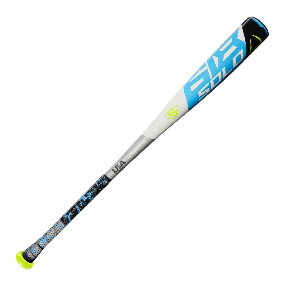 Louisville Slugger 2018 Solo 618 USA Baseball Bat (-11)